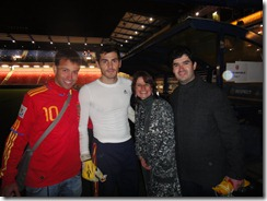 Iker Casillas, Czech Republic - Spain, Generali Arena, Prague