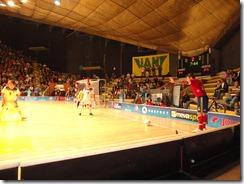 Slovakia - Spain, Hant Aréna, Bratislava, 2012 FIFA Futsal World Cup qualification