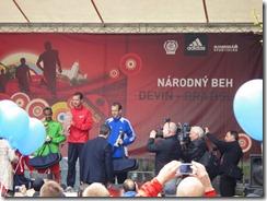 65th Devín - Bratislava running race, Slovakia